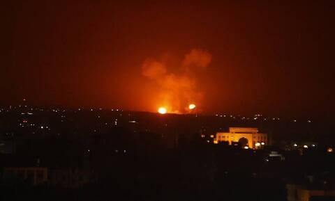 Συρία: Τέσσερα μέλη της Χεζμπολάχ σκοτώθηκαν στους βομβαρδισμούς του Ισραήλ