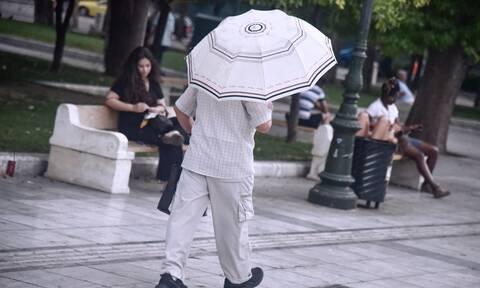 Ραγδαία επιδείνωση του καιρού με βροχές και καταιγίδες - Πού θα πέσει... χαλάζι