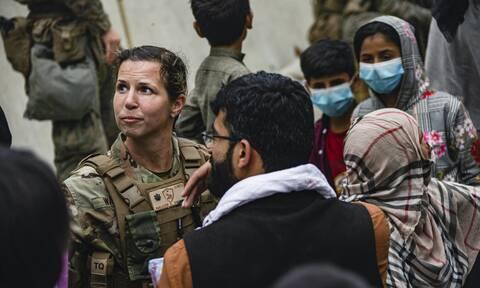 Αφγανιστάν- εκκένωση Καμπούλ