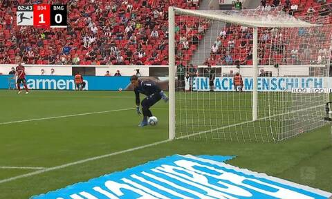 Bundesliga: Απίστευτη γκάφα του Ζόμερ! Το blooper της χρονιάς (video)