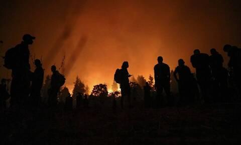 Φωτιά: Υπό πλήρη έλεγχο πυρκαγιά που εκδηλώθηκε στο Ηράκλειο