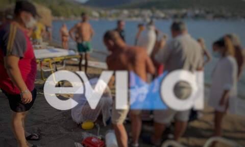 Εύβοια: Γυναίκα έχασε τις αισθήσεις της ενώ κολυμπούσε στον Αλμυροπόταμο