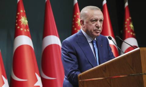 Ερντογάν προς Μέρκελ: Η Τουρκία δέχτηκε 5 εκατ. πρόσφυγες - «Δεν μπορεί να σηκώσει άλλο βάρος»