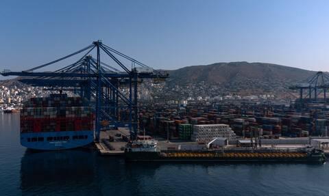 Πλοίο με σημαία Τουρκίας προσάραξε στο Μαντούδι