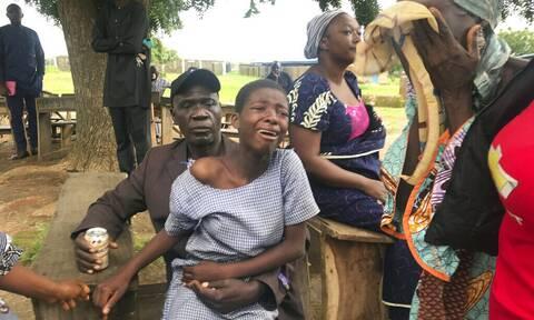 Νιγηρία: Απελευθώθηκαν 15 μαθητές που είχαν απαχθεί τον Ιούλιο