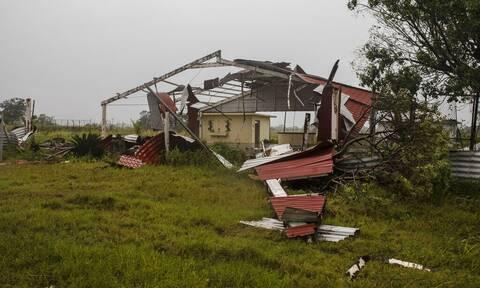 Μεξικό: Τους 11 έφθασαν οι θάνατοι εξαιτίας του διπλού πλήγματος του κυκλώνα Γκρέις