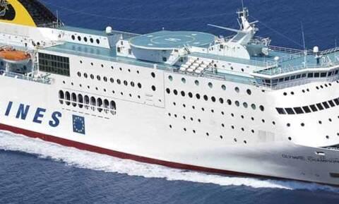 Ταλαιπωρία για 362 επιβάτες του πλοίου Olympic Champion