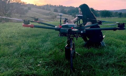 Επιχείρηση θα φυτέψει με drones 1 δισεκατομμύριο δέντρα μέχρι το 2028