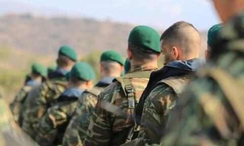 Προσλήψεις oπλιτών στο στρατό ξηράς: Μέχρι 19/9 κατάθεση δικαιολογητικών