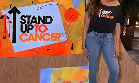 Η star του Χόλυγουντ διαγνώστηκε με καρκίνο και αποκαλύπτει: «Σκέφτηκα αμέσως τον θάνατο» (video)