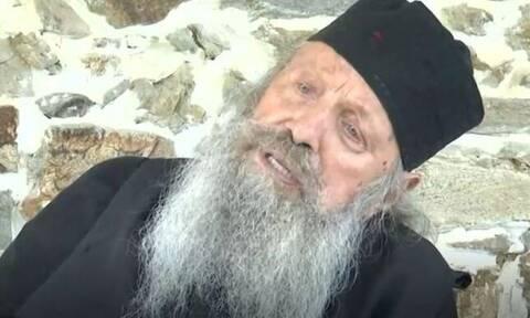 Αρνητής Ηγούμενος στην Κοζάνη: Μάσκα φορούν οι ληστές, όχι οι χριστιανοί