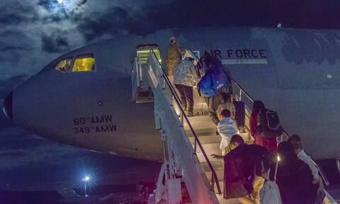 Στέιτ Ντιπάρτμεντ: Συζητάμε με τους Ταλιμπάν για τον μελλοντικό έλεγχο του αεροδρομίου της Καμπούλ