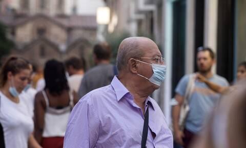 Βασιλακόπουλος: Γι' αυτό επιστρέφει η μάσκα παντού