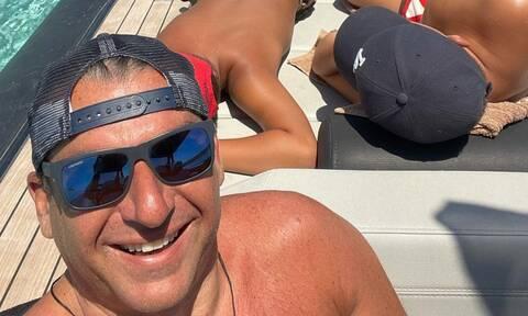 Γιώργος Λιάγκας: Καπεταναίοι οι γιοι του - Δείτε το βίντεο που δημοσίευσε