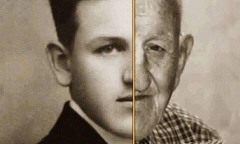 Προσοχή: Τα μόνα που αλλάζουν στο πρόσωπό μας όσο μεγαλώνουμε