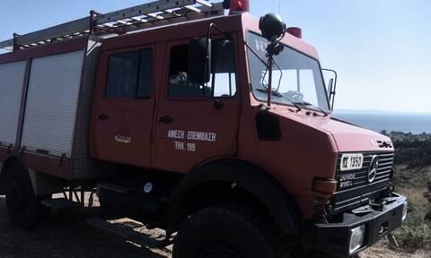 Τραγωδία στο Ζαγόρι: 63χρονος κάηκε μέσα στο αυτοκίνητό του