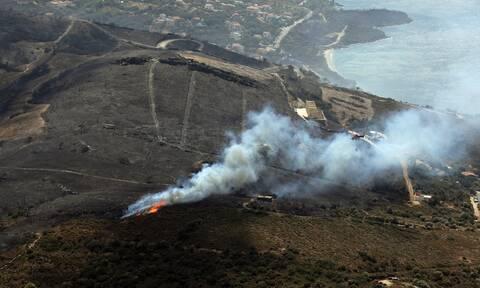 Πυροσβεστική: 27 πυρκαγιές στο τελευταίο 24ωρο – Τι συμβαίνει σε Κάζα και Βίλια