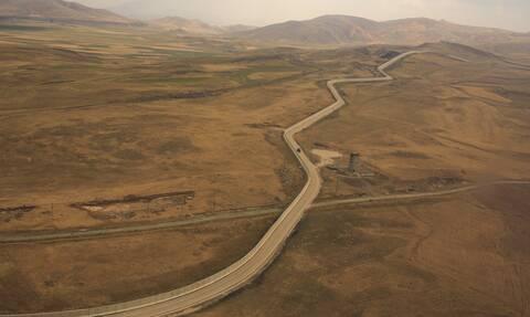 Κρίση στο Αφγανιστάν: Το τείχος με το οποίο η Τουρκία θέλει να σταματήσει τους πρόσφυγες