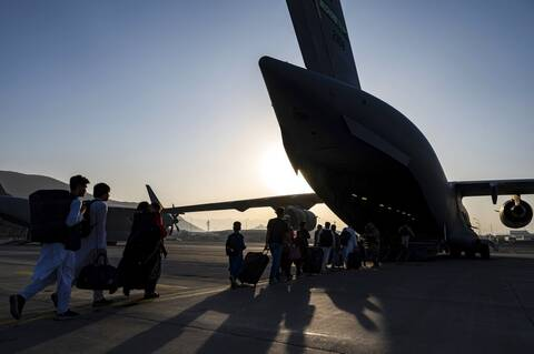 Αφγανιστάν: Η Ρωσία θα στείλει 4 μεταγωγικά αεροσκάφη να παραλάβουν 500 ανθρώπους