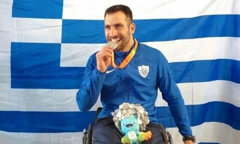 Παραολυμπιακοί Αγώνες: Πρώτο μετάλλιο για την Ελλάδα - Χάλκινο για τον Πάνο Τριανταφύλλου στη σπάθη