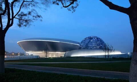 Το ομορφότερο αστρονομικό μουσείο στη Σανγκάη