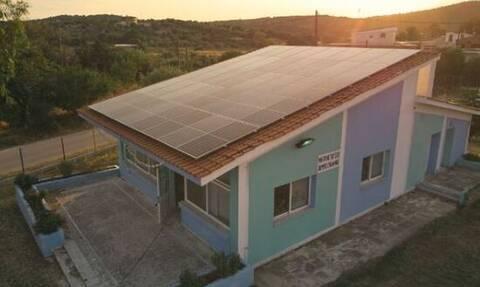 Αμμουλιανή: Το πράσινο νησί που κάνει τη διαφορά με «όχημα» τη δύναμη του ήλιου