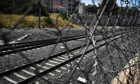 Σέρρες: Εκτροχιάστηκε τρένο - Μετέφερε πετρέλαιο