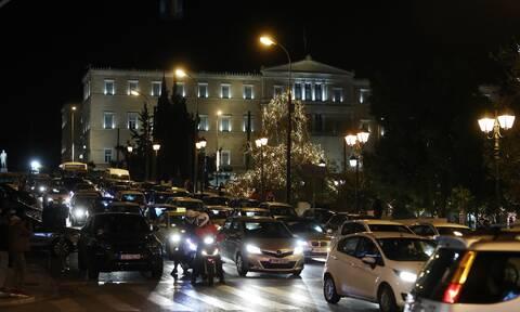 Μποτιλιάρισμα στην Αθήνα, ταλαιπωρία για τους οδηγούς - Δείτε χάρτη με την κίνηση στους δρόμους