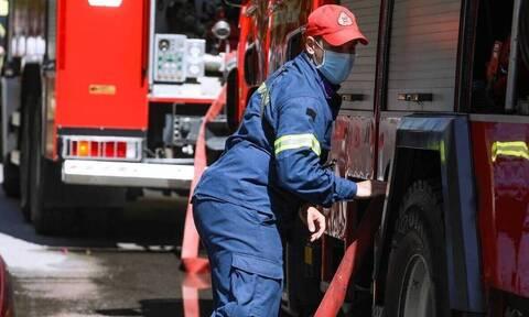 Κρήτη: Φωτιά σε διαμέρισμα στο Ηράκλειο – Τραυματίστηκε η ένοικος