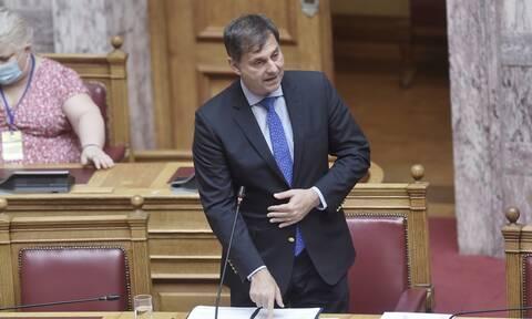 Θεοχάρης: Η κυβέρνηση δίπλα στους πληγέντες – Να αναγεννηθεί η Βόρεια Εύβοια