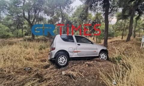 Θεσσαλονίκη: Πολλά προβλήματα από την βροχόπτωση - Συγκρούσεις, εκτροπές ΙΧ και μποτιλάρισμα