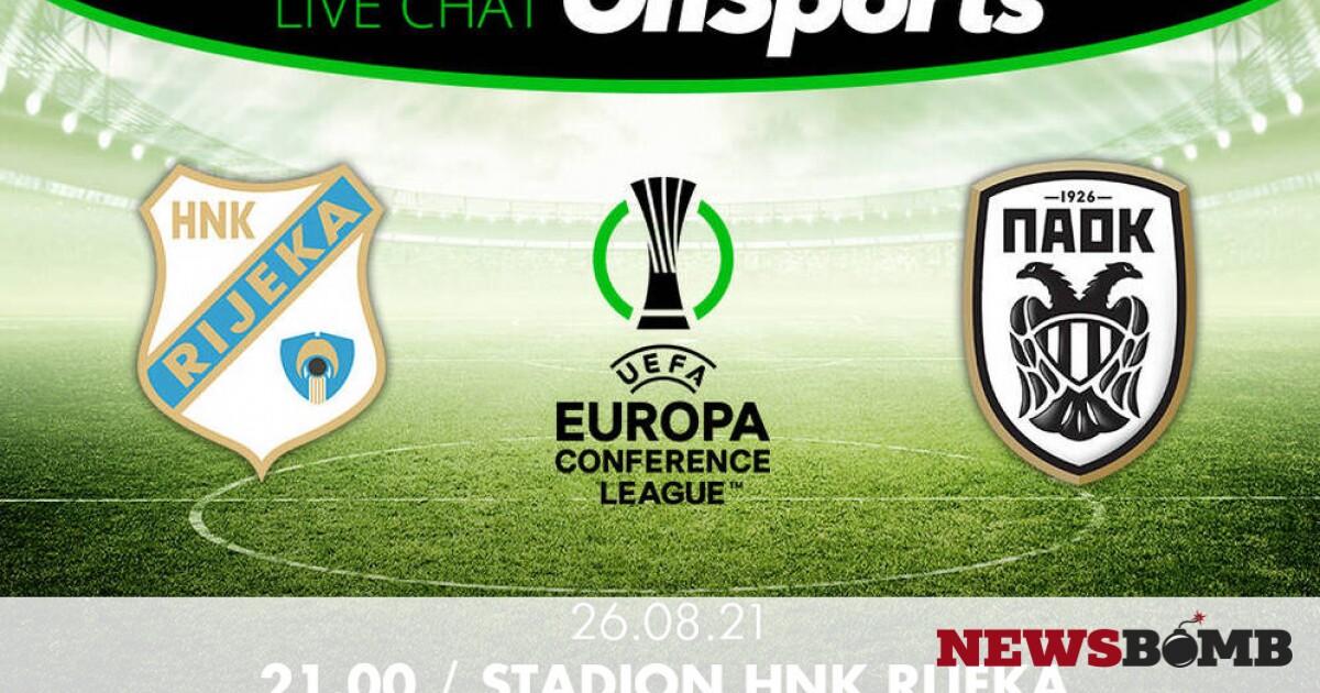 facebookRijeka PAOK live