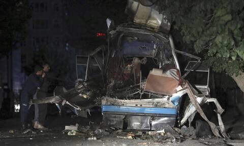 Αφγανιστάν: Νέα έκρηξη στην Καμπούλ - Με παγιδευμένο αυτοκίνητο η τρίτη επίθεση