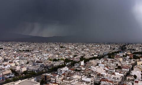 Καιρός: Βροχές και καταιγίδες την Παρασκευή - Σε ποιες περιοχές θα «χτυπήσει» η κακοκαιρία