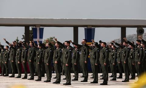 Βάσεις 2021: Τα μόρια για την είσοδο στις στρατιωτικές σχολές