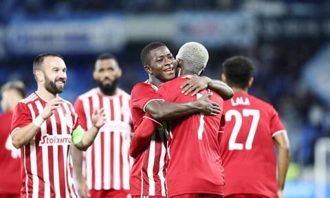 Europa League: Αυτοί είναι οι αντίπαλοι του Ολυμπιακού στον 4ο όμιλο