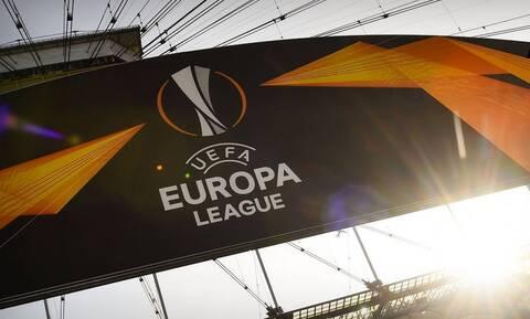 Europa League: Οι όμιλοι της φετινής διοργάνωσης