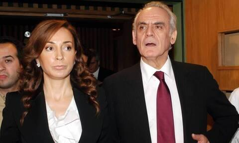 Άκης Τσοχατζόπουλος: Η πρώτη ανάρτηση της Βίκυς Σταμάτη μετά το θάνατό του