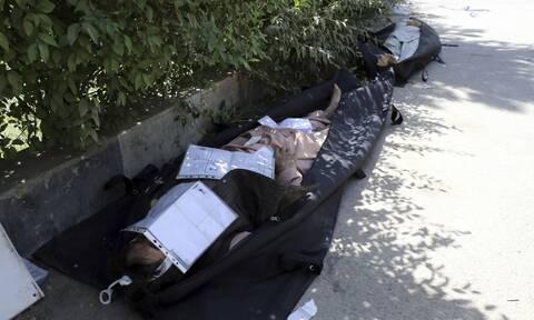 Καμπούλ νεκροί