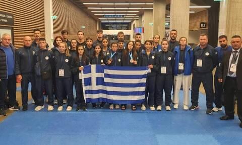 Ταεκβοντό: Φινάλε με δύο χάλκινα! Η Ελλάδα πέτυχε την κορυφαία συγκομιδή της στο Ταλίν (photos)