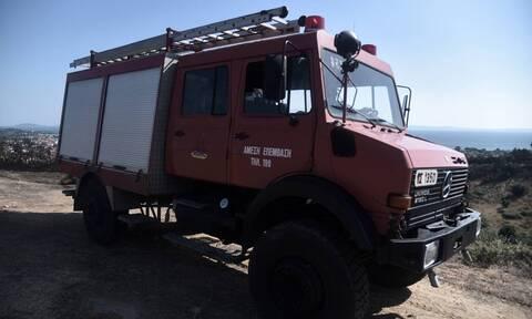 Υψηλός κίνδυνος πυρκαγιάς το Σάββατο (28/8) - Ποιες είναι οι «κίτρινες» περιοχές