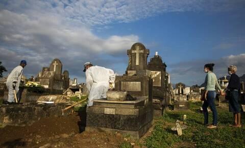 Κορονοϊός - Βραζιλία: 761 θάνατοι και πάνω από 27.000 κρούσματα σε 24 ώρες