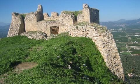 «Κάστρο της Λάρισας»: Ένα κάστρο που δεν βρίσκεται στη Λάρισα!