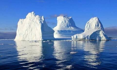 Κλιματική αλλαγή - Τρομακτικές οι επιπτώσεις: Ένα νέο νησί «γεννήθηκε» στην Γροιλανδία