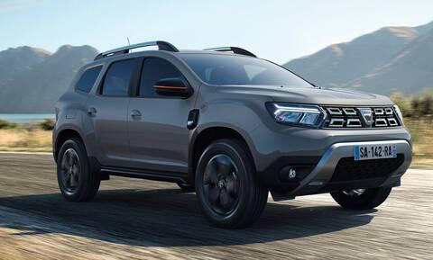 Η Extreme είναι η νέα κορυφαία έκδοση του Dacia Duster