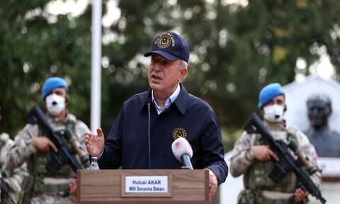 Προκαλεί ο Ακάρ: Οι Έλληνες να αποστρατιωτικοποιήσουν τα νησιά - Σκληρή απάντηση της Αθήνας