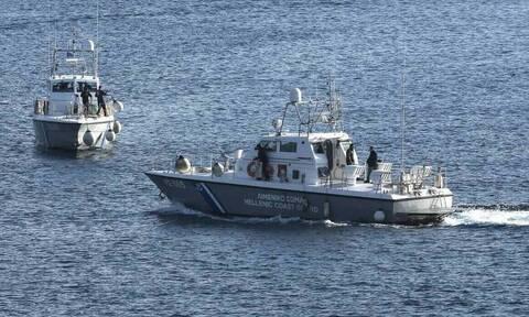 Ακυβέρνητο σκάφος που μετέφερε αλλοδαπούς εντοπίστηκε ανοικτά των Κυθήρων