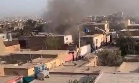 έκρηξη Καμπούλ