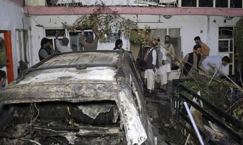 Καμπούλ επίθεση αυτοκτονίας
