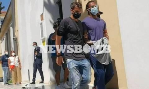 Защитник греческого «Олимпиакоса» обвиняется в изнасиловании 17-летней девушки